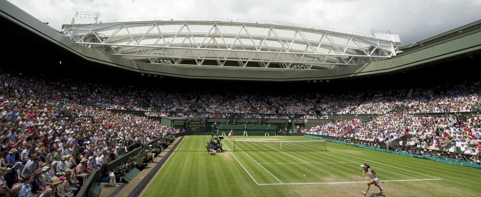 Reisen und Tickets nach Wimbledon England Großbritannien