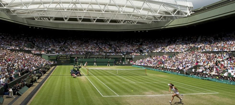 Reisen zu Tennisturnieren Wimbledon und ATP World Tour Finals England Großbritannien