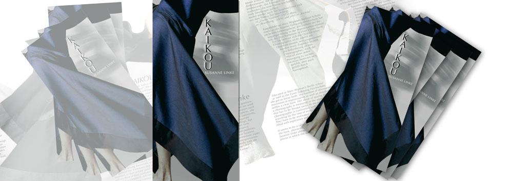 12-seitiger Folder, Kaikou von Susanne Linke - Artwork3