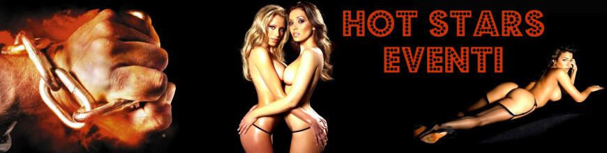 Hot Stars Eventi