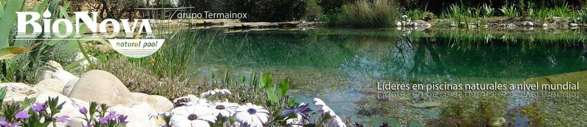 Bionova piscinas naturales desde 1985 l deres a nivel for Construccion de piscinas naturales ecologicas