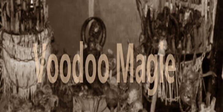 Voodoo und Magie